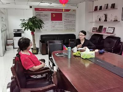 广东高校科技成果转化中心与协会探讨深化合作模式